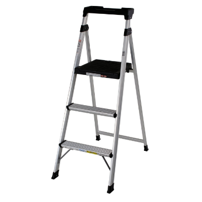 Cosco Three-Step Lite Solutions Folding Ladder