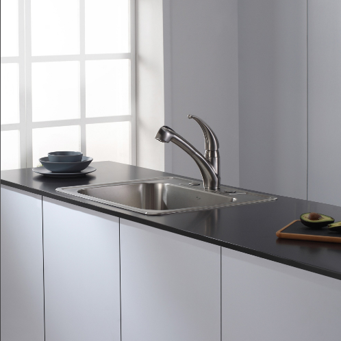 Kraus Pull-Out Kitchen Faucet