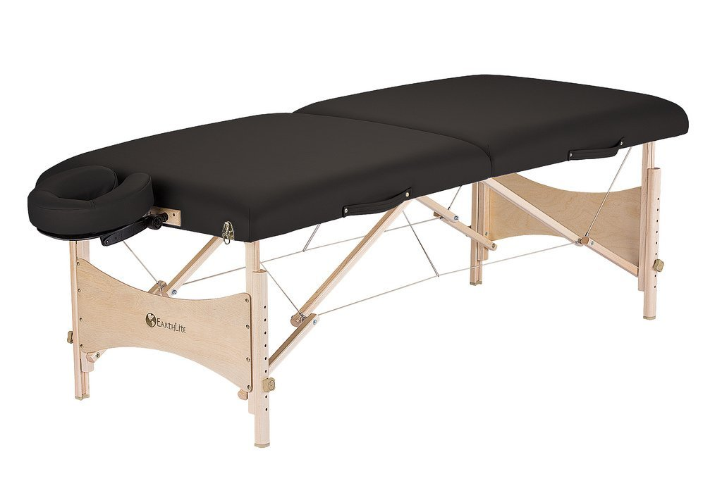 Earthlite Portable Massage Table Harmony DX Package