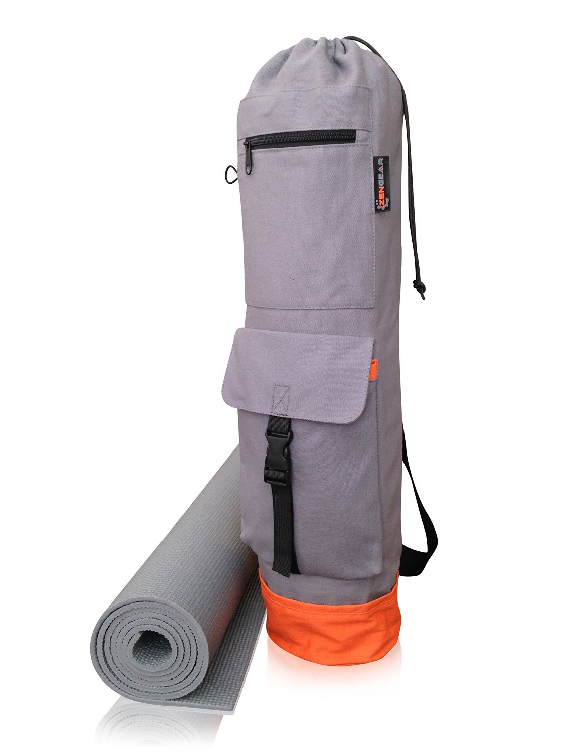ZenGear Yoga Starter Set with Mat with Bag