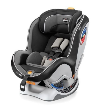 Chicco NextFit Zip Child Car Seat with a 5-Point Harness Management System
