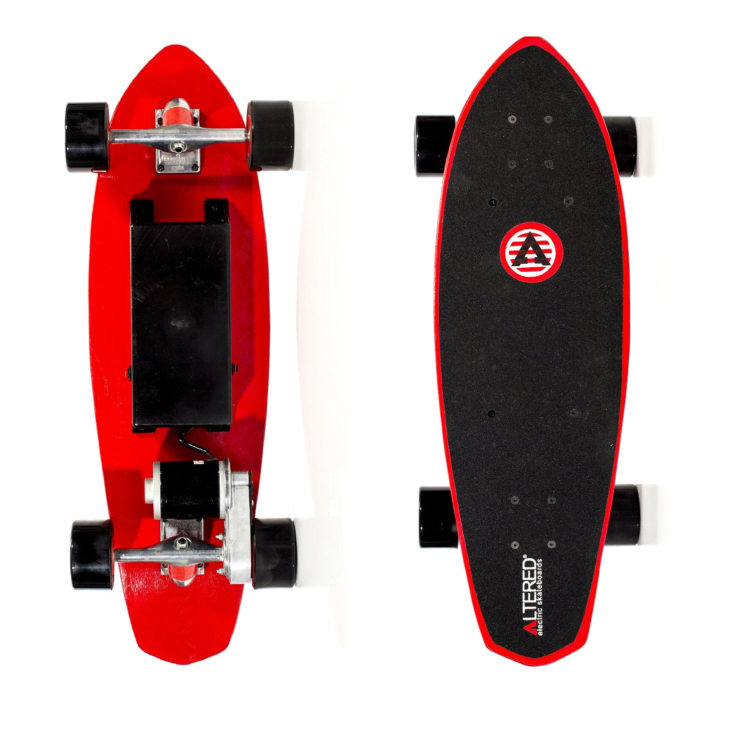 Altered 2016 Fantom 1.0 Electric Skateboard – Kid Friendly