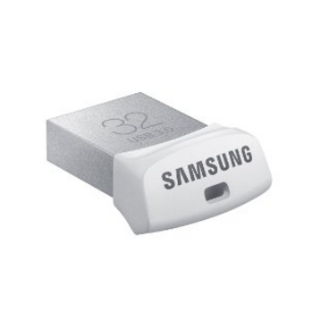 Samsung FIT USB 3.0 Flash Drive – Compact, Capless Design