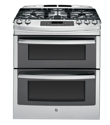 GE Profile Double Oven Range