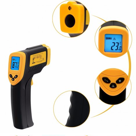 Etekcity Lasergrip 774 Digital Laser Thermometer