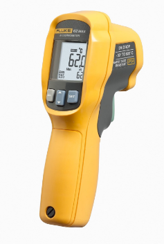Fluke 62 MAX Non-Contact Laser Thermometer with Temp Range -20 to +932 Degree Fahrenheit