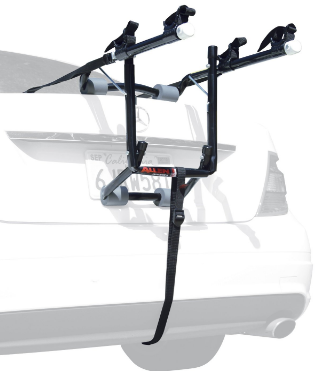 Allen Sports Deluxe Two Bike Trunk Rack