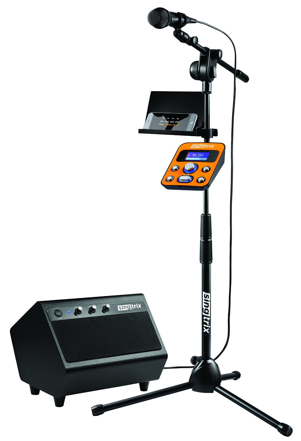 Singtrix Party Bundle Karaoke System – Premium Edition