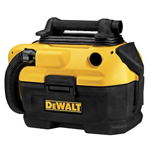 DeWalt 18/20V Max Cordless/Corded Wet/Dry Vacuum Cleaner with HEPA Filtration