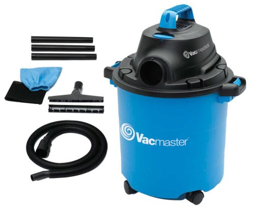 Vacmaster VJ507 Lightweight Wet/Dry Vacuum Cleaner