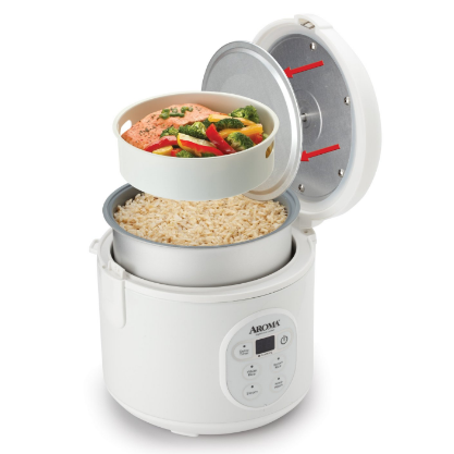 Aroma Rice Cooker & Steamer