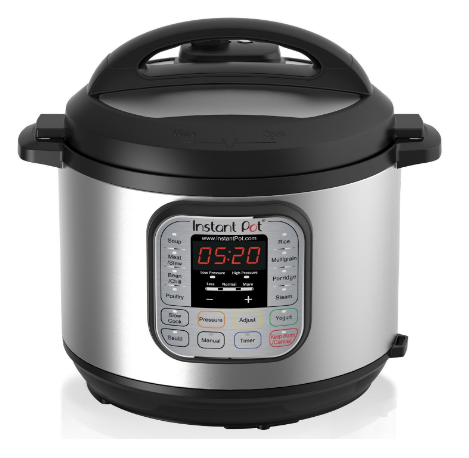 Instant Pot 7-in-1 Multifunctional Rice Cooker – 3 Sizes Available