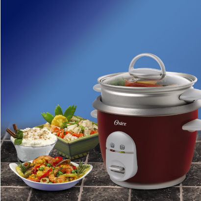 Oster 6 Cup Rice Steamer/Cooker