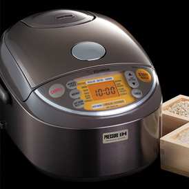 Zojirushi 3 in 1 Induction Heating Rice Cooker