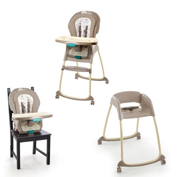 Kids ll Ingenuity Trio Deluxe High Chair