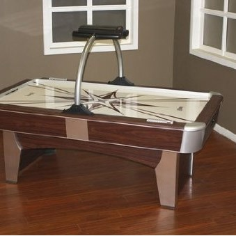American Heritage 7' Full Size Air Hockey Table