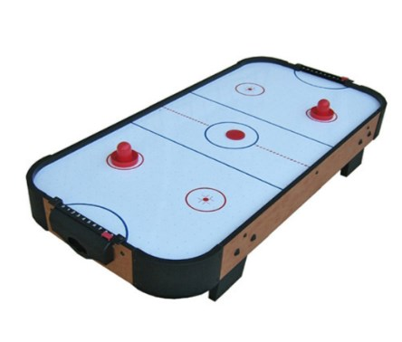 "Playcraft Sport 40"" Tabletop Air Hockey Game"