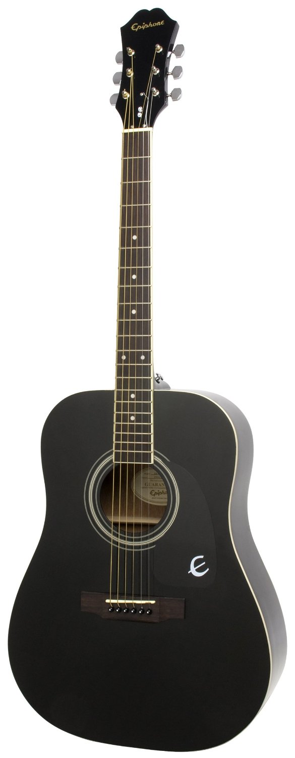 Epiphone Dreadnought DR-100 Acoustic Guitar Bundle