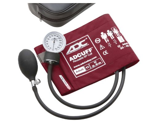 ADC Prosphyg 760 Pocket Aneroid Sphyg Blood Pressure Monitor