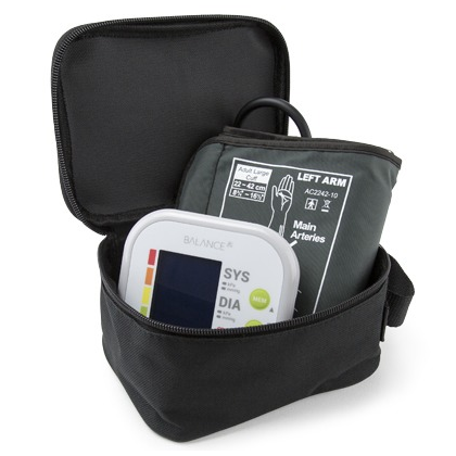 Greater Goods Digital Blood Pressure Monitor with Upper Arm Cuff