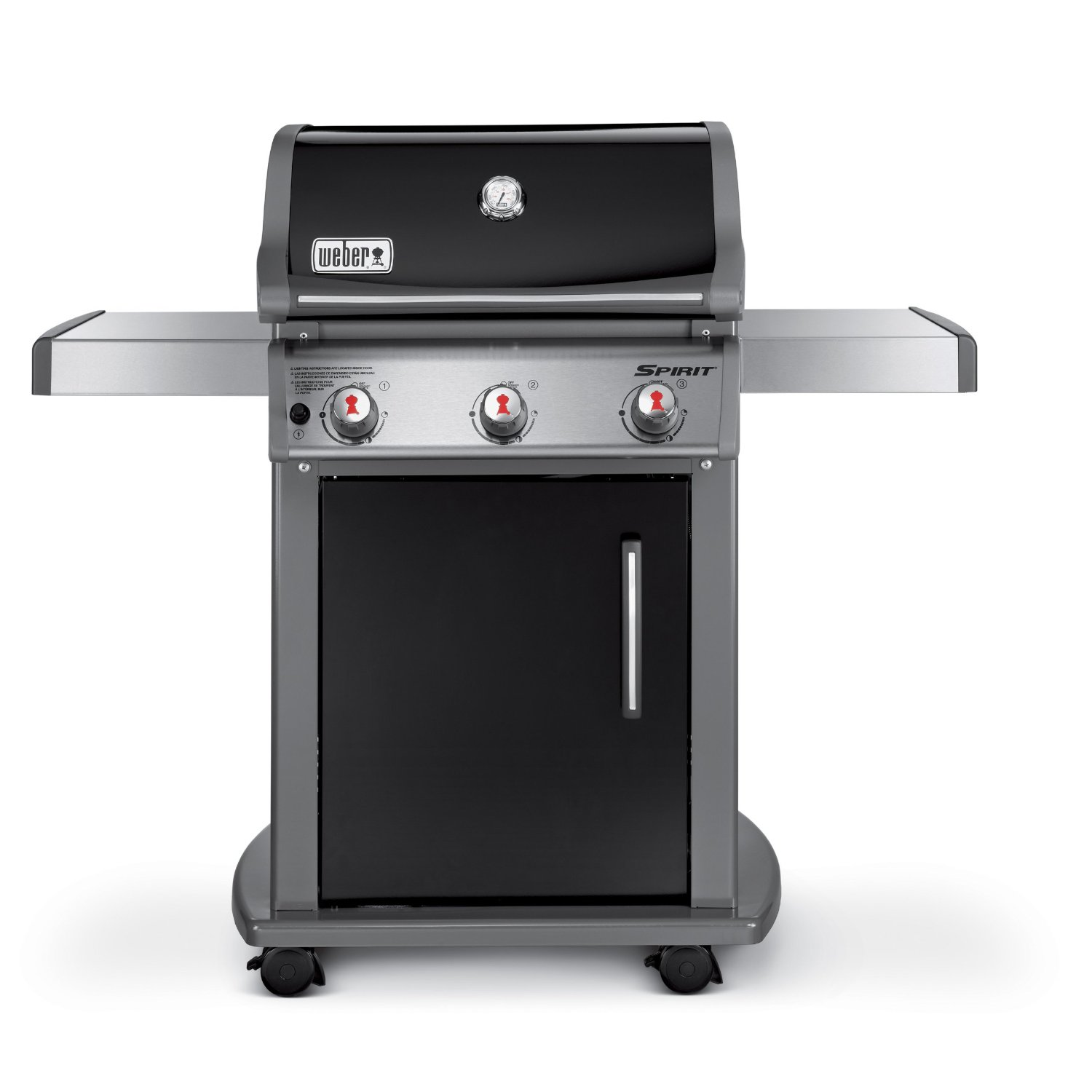 Weber SPIRIT® E-310 Natural Gas BBQ Grill