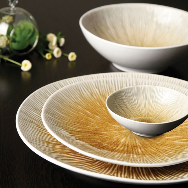 Gibson Elite Shangri-La Court Dinnerware Set for Thanksgiving