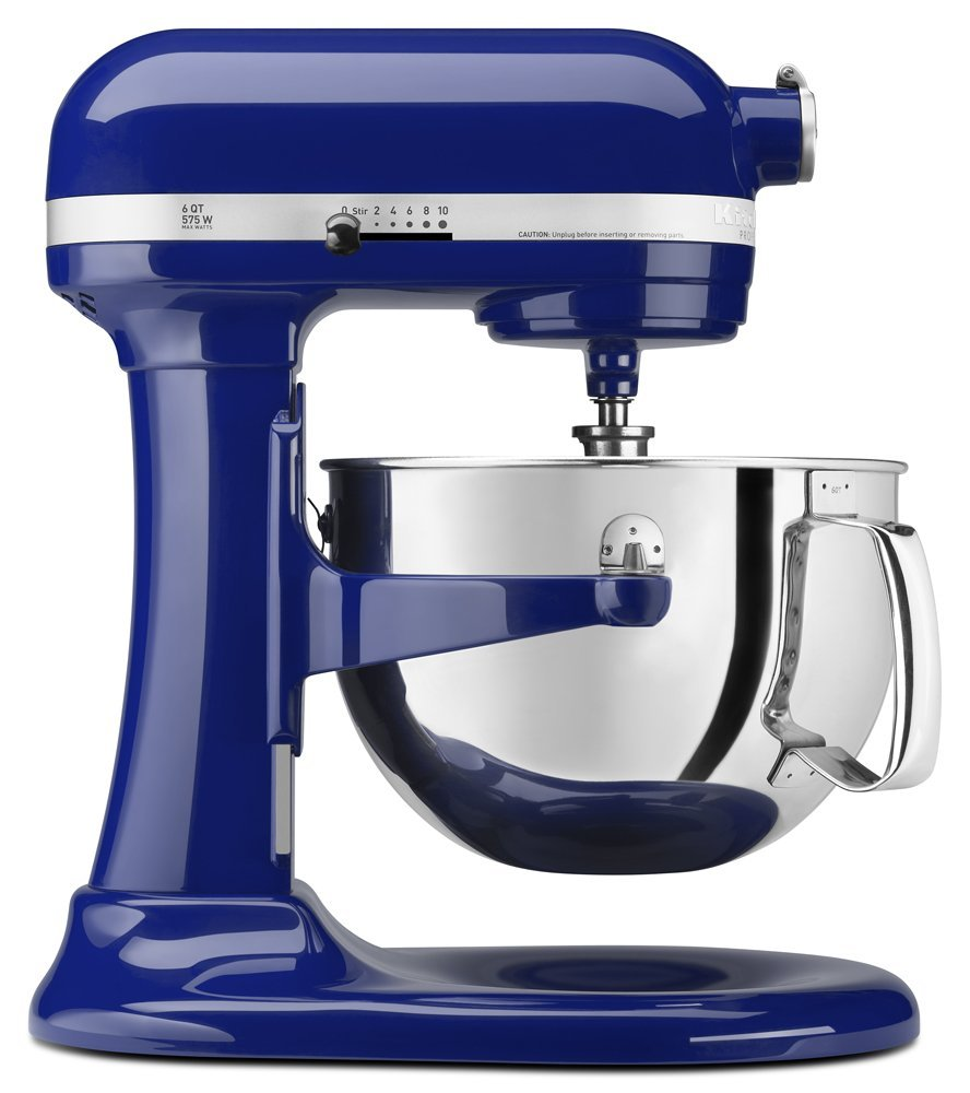 KitchenAid 600™Series 6-Quart Professional Stand Mixer – 10 Speeds, Bowl-Lift Style, 25 Colors