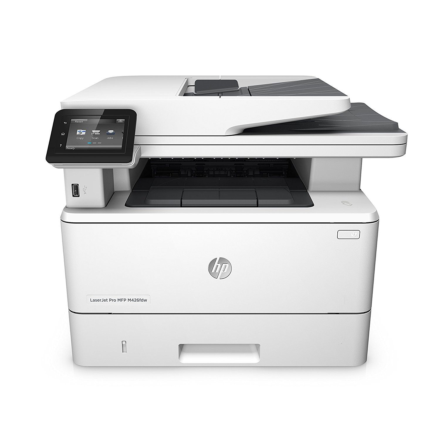 HP LaserJet Pro MFP Multifunction Wireless Laser Printer with Duplex Printing – Available With or Without Black Toner and Installation