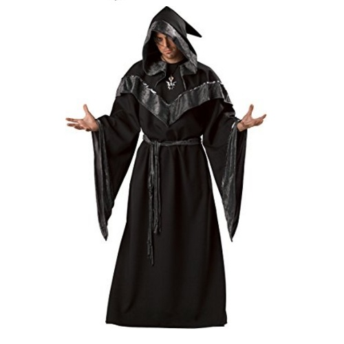 InCharacter Halloween Costumes for Men - Dark Sorcerer (Plenty More to Choose From)