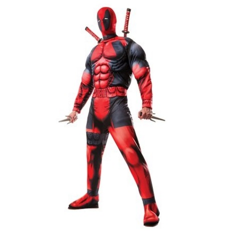 Rubie's Halloween Costumes for Men - Deadpool (Or Pick Your Favorite Character)