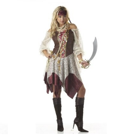 California Costumes Halloween Costumes for Women – Pirate and Many More