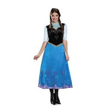 Disguise Halloween Costumes for Women – Frozen Princess Anna (and Many More)