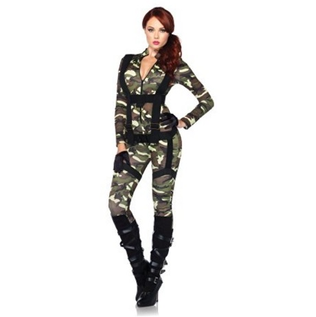 Leg Avenue Halloween Costumes for Women - Pretty Paratrooper & Others
