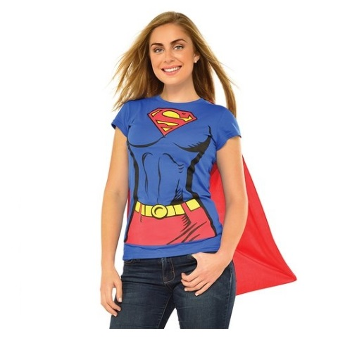 Rubie's Halloween Costumes for Women - Supergirl (Or Pick Your Favorite Hero)