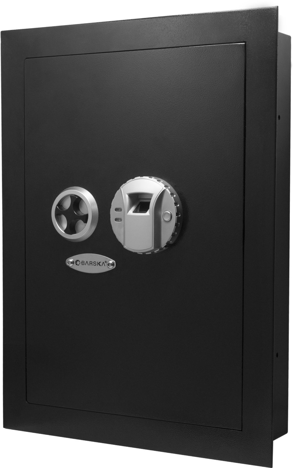 Barska AX12038 Biometric In-Wall Safe