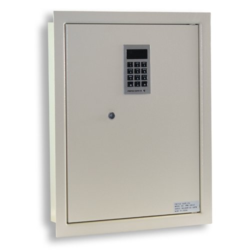Protex PWS-1814E Electronic Wall Safe with Combination Keypad
