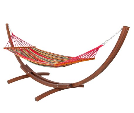 Best Choice Products Cotton Hammock/Stand