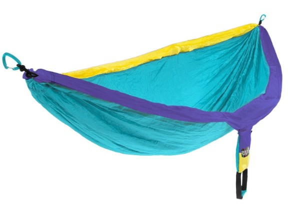 Eagles Nest Outfitters Double Nest Outdoor Hammock - Available in Multiple Colors