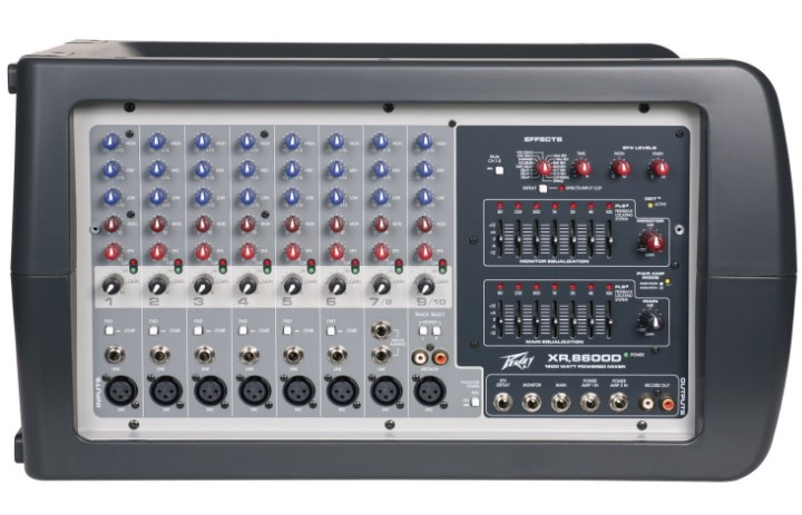 Peavey Digital Powered Audio Mixer