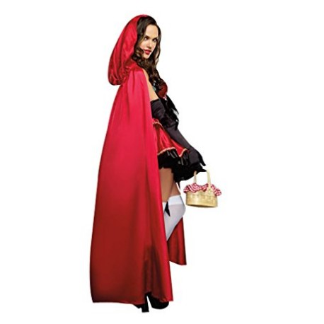 Dreamgirl Sexy Little Red Riding Hood Dress