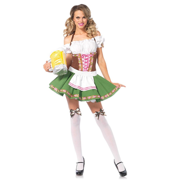 Leg Avenue Two-Piece Gretchen Costume