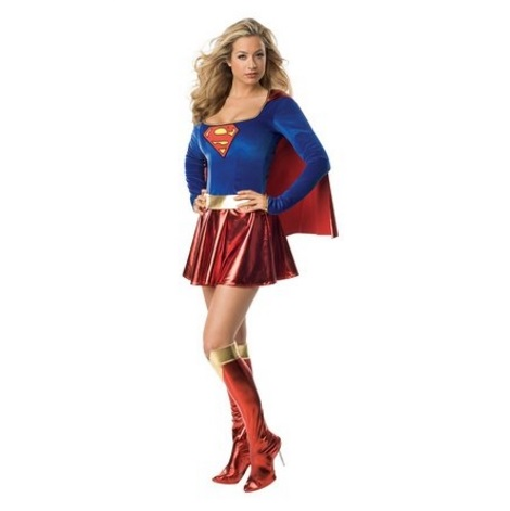Rubie's Secret Wishes Supergirl Costume