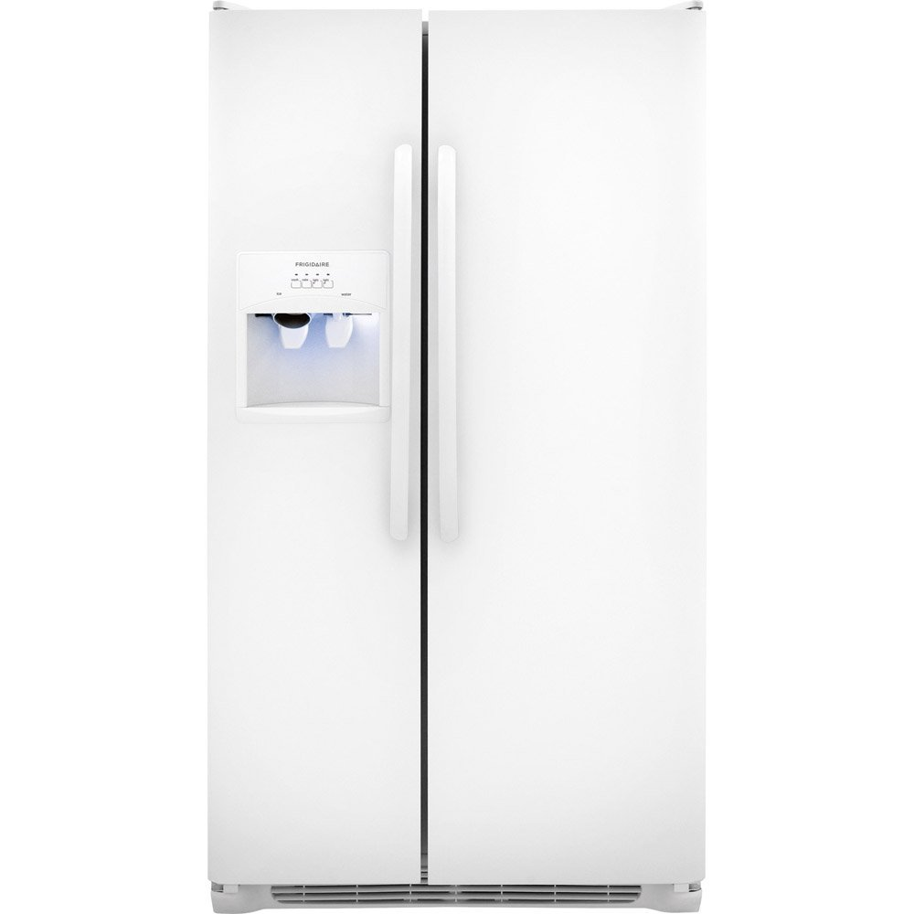 Frigidaire FFSS2614QP Side-By-Side Refrigerator and Freezer