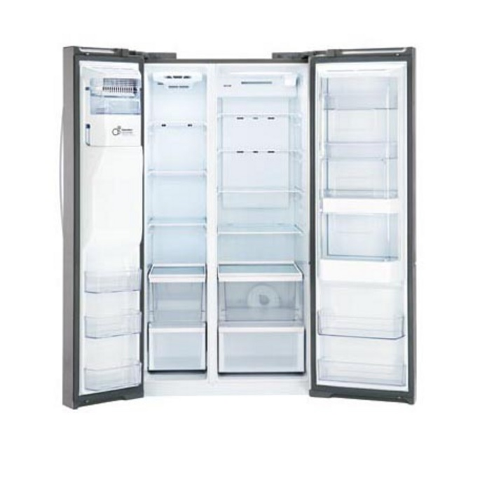LG LSXS26366S Side-by-Side Refrigerator and Freezer w/ Door-in-Door