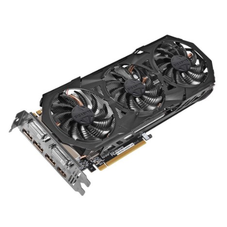 Gigabyte Gaming 4GD Graphics Card