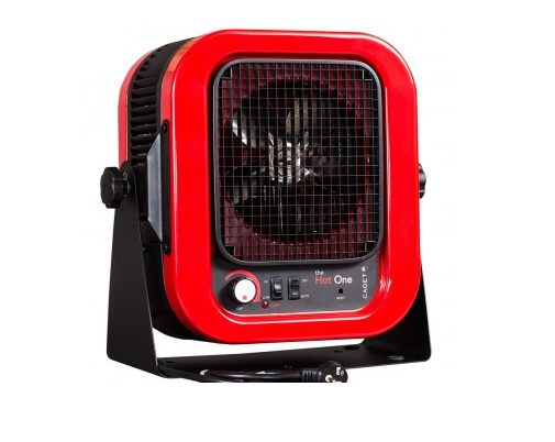 Cadet Space Heater with Bracket