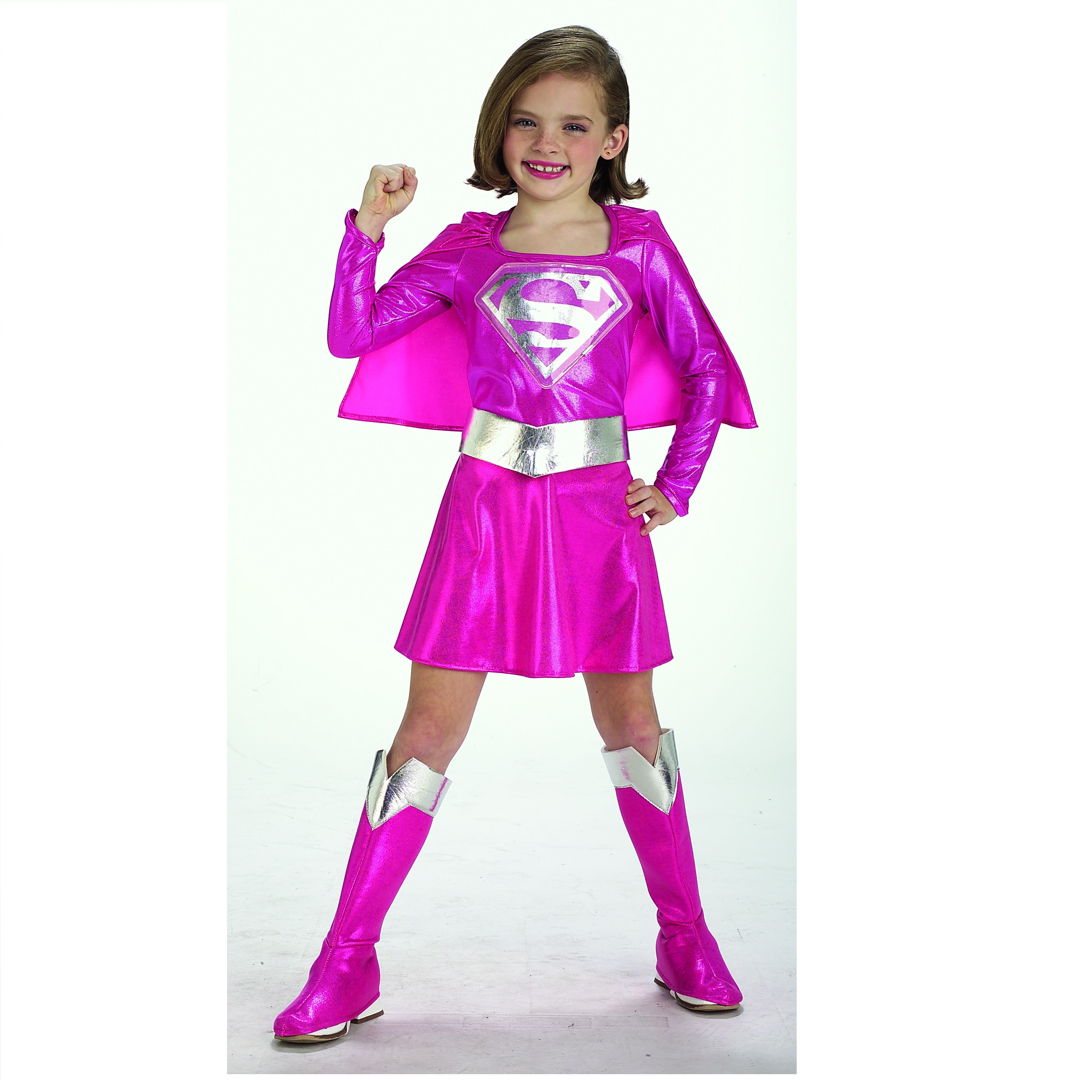 Rubie's Kid's Halloween Costumes - Supergirl (Many Other Girls and Boy's Costumes)