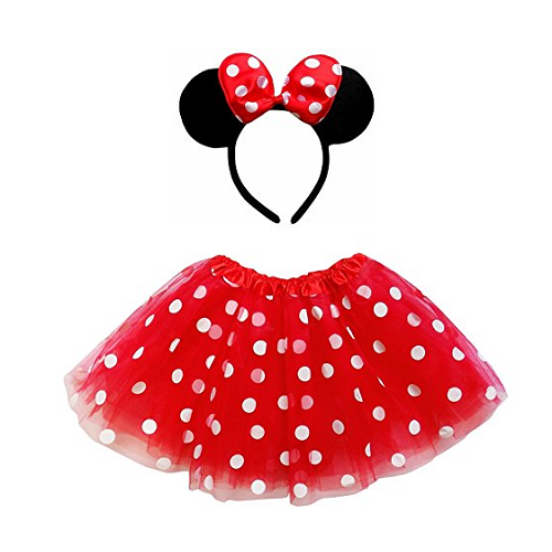 So Sydney Quick and Easy Costumes - Minnie Mouse, Plus Many More
