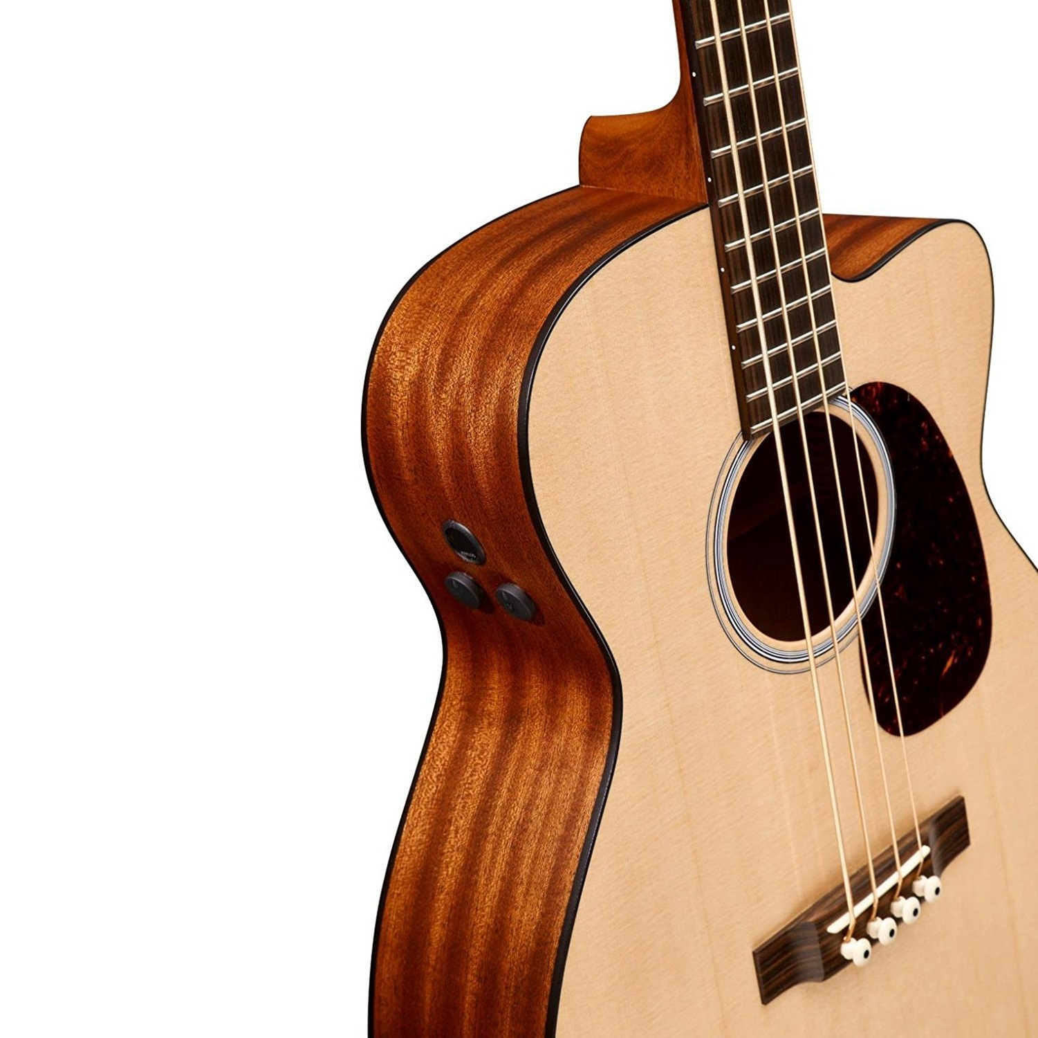 Martin Acoustic Electric Bass Guitar