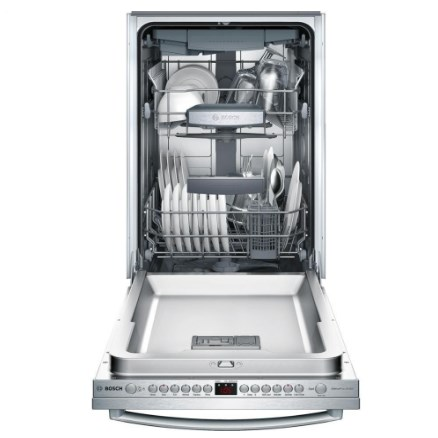 "Bosch 18"" 800 Series Standalone Dishwasher"